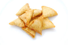 Samoosas Royalty Free Stock Photo