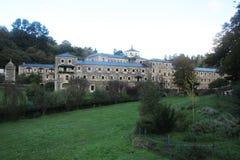 The samos monastery Royalty Free Stock Photos