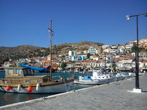 SAMOS Royalty Free Stock Images
