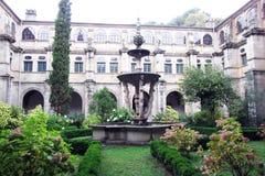 Samos trädgård Arkivfoton