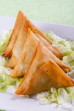 Samosa Photo stock
