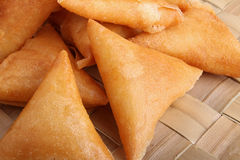 Samosa Foto de Stock Royalty Free