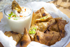 Samosa Royalty Free Stock Image