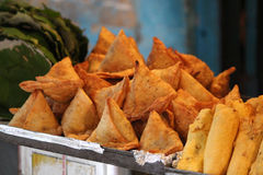 Samosa Food Stock Photography