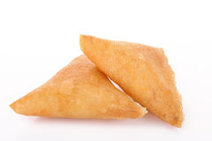 Samosa isolated Royalty Free Stock Image