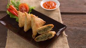 Free Samosa Or Sambusa Royalty Free Stock Image - 122549626