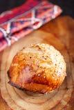 Samosa, samsa  traditional asian pies baked in tandoor Royalty Free Stock Photos
