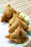 Samosa snack Stock Photography