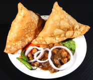 Samosas Royalty Free Stock Image