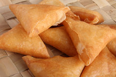 Samosas Stock Photos