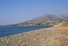 Samothrace ö, Grekland fotografering för bildbyråer