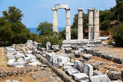 Samothrace island - Greece Royalty Free Stock Photo