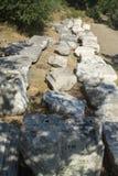 Samothrace island - Greece Royalty Free Stock Photography