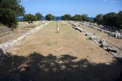 Samothrace island - Greece Royalty Free Stock Photo