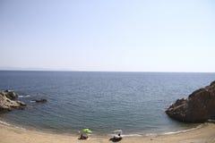 Samothraki, Grecia Fotografia Stock Libera da Diritti