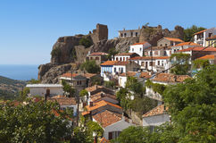 Samothraki island in Greece Royalty Free Stock Photos