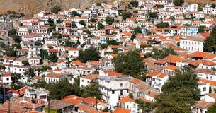 Samothraki island - Greece Stock Photography