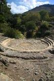 Samothraki island in Greece Royalty Free Stock Image