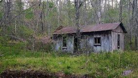Samotna farma obrazy royalty free