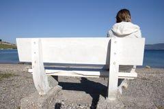 samotność Fotografia Stock