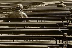 samotny czas Zdjęcia Stock