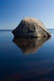 samotny kamień Obrazy Royalty Free
