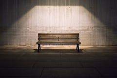 samotny kanap sławy Obrazy Royalty Free