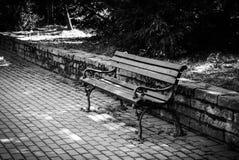samotny na stanowisku badawczym Fotografia Stock