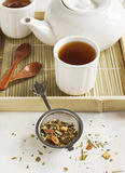 Samouraïs Chai Mate Tea Photo libre de droits