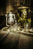 samovar stock foto's