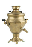 Samovar antiquado Imagem de Stock Royalty Free