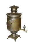 Samovar isolated Stock Photos