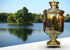 Samovar Royalty Free Stock Photos