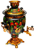 Samovar russe Photographie stock