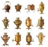 Samovar Stock Images