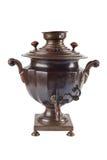 Samovar velho do chá do russo Imagens de Stock Royalty Free