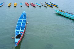 Sampan Royalty Free Stock Photography