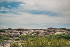 Sampanbok自然石公园 库存图片