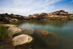 Sampanbok (3000 Hole), Thailand. Stock Photos