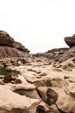 Sampanbok Ubonratchathani - Grandcanyon of Thailand. Royalty Free Stock Image