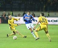 Sampdoria Gênes MF Stefano Guberti Photographie stock