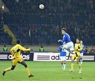 Sampdoria Genoa FW Nicola Pozzi Royalty Free Stock Image