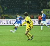 Sampdoria Genoa MF Daniele Dessena Royalty Free Stock Images