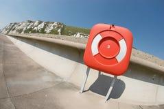 samphire de conservateur de durée de houe de Douvres Photographie stock libre de droits