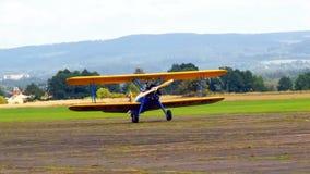 Sample aircraft airshow. Stock Photography