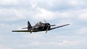Sample aircraft airshow. Royalty Free Stock Image
