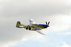 Sample aircraft airshow. royalty free stock photos