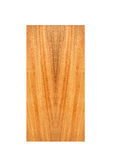 Sample of Arariba wood Stock Photo