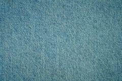 Sample of blue denim Stock Photo