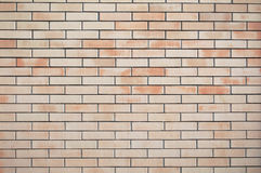 a sample of the brickwork surface Royalty Free Stock Photos